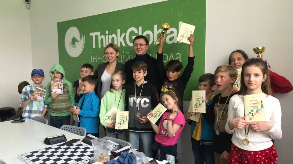 Приватна школа ThinkGlobal у Луцьку  запрошує на День відкритих дверей