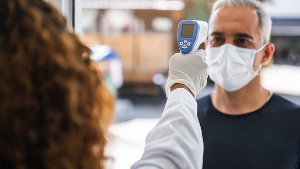 На Волині виявили 420 нових хворих на коронавірус