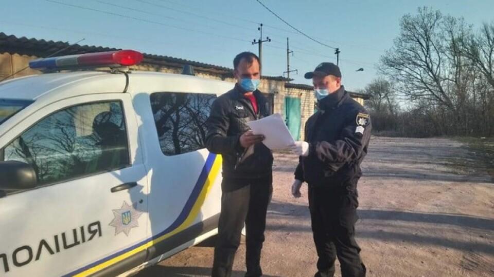 «Нікого ще не штрафували», –поліція про посилений карантин у Луцьку