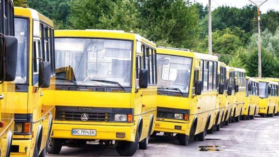 Скасували маршрутку № 236 «Гірка Полонка – Липини». Замість неї їздитиме «Гірка Полонка – Ківерці»
