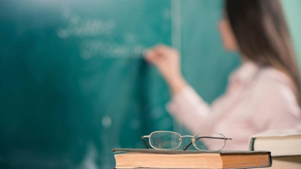 В Україні вчителів на 36 тисяч більше, ніж потрібно, – заступник міністра