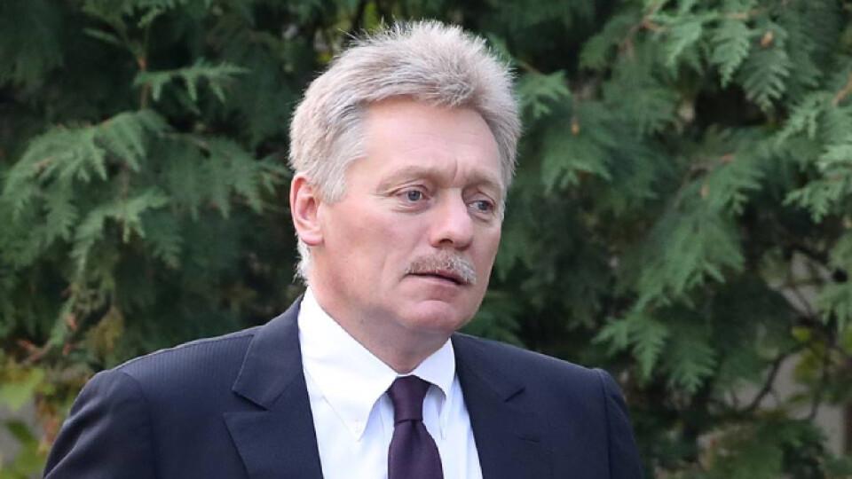 У Кремлі відреагували на роздуми Зеленського про війну з РФ