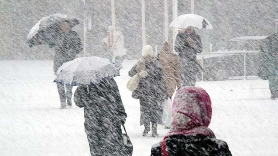 Дрібний сніг з морозом: якою буде погода у Луцьку 23 січня
