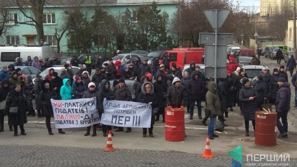 «Фейк від Сиротинської», – Дильов про інформацію, що підприємці програли суд Луцькраді