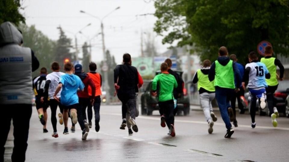Вулицями Луцька пробігли понад 200 людей