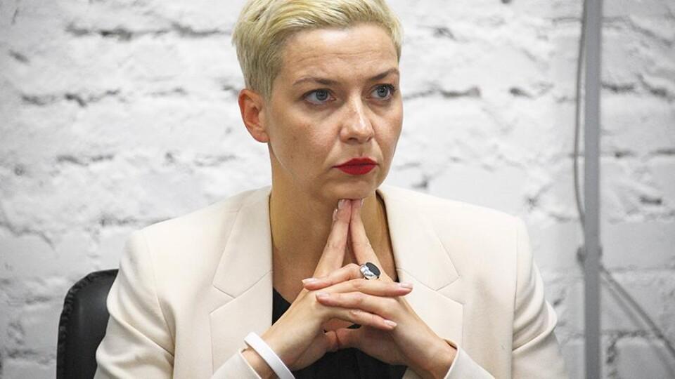 У Мінську невідомі викрали опозиціонерку Марію Колеснікову