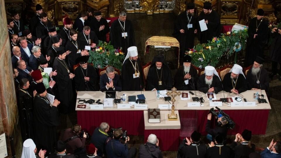«Я є церква канонічна». Митрополит Володимир пояснив, чому не прийшов на Об'єднавчий собор