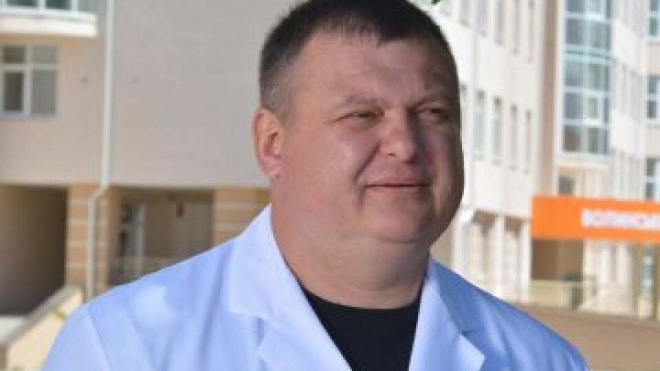 Депутати не проголосували за повернення Ляшенка на посаду очільника Волинської дитячої лікарні