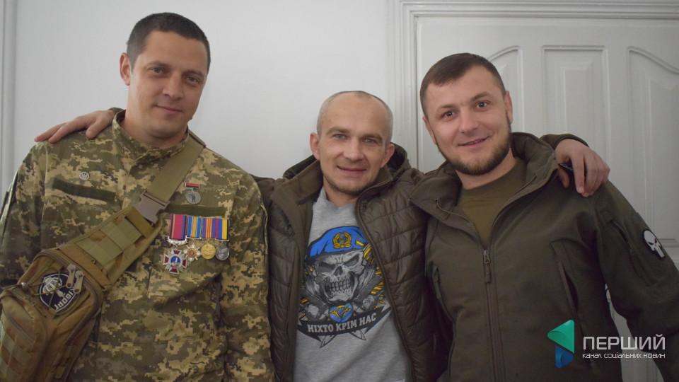 У Луцьку відкрили центр психологічної допомоги учасникам АТО. ФОТО