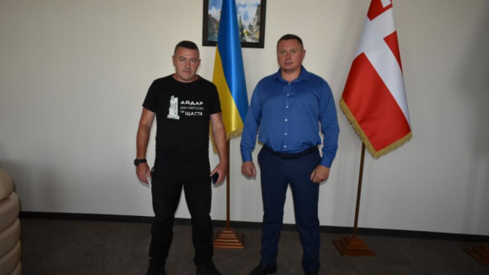 Призначили радника голови Волинської ОДА з питань ветеранів та учасників АТО (ООС)