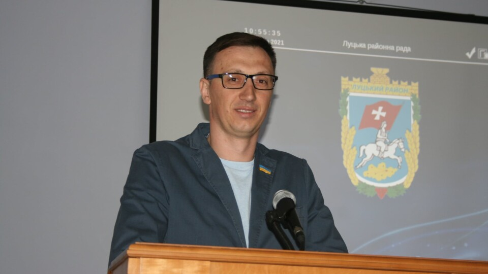 Що зробив за рік роботи у Луцькій райраді депутат Микола Кравчук
