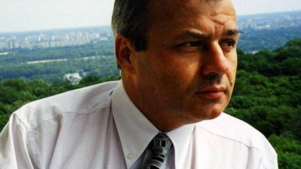 Помер журналіст і письменник Василь Простопчук