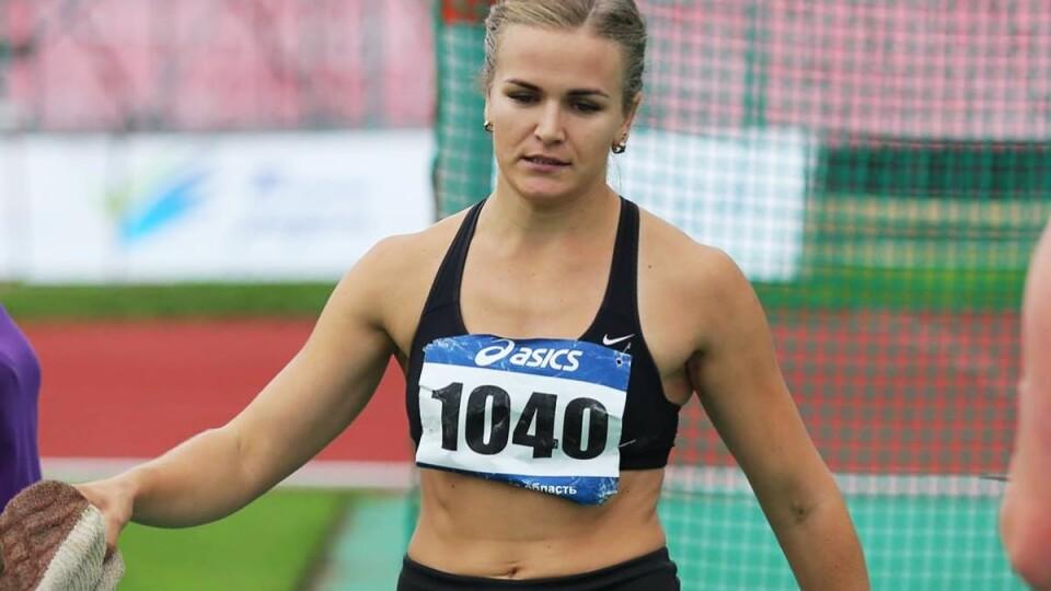 «Повне розчарування в собі», - волинська легкоатлетка про Олімпіаду в Токіо