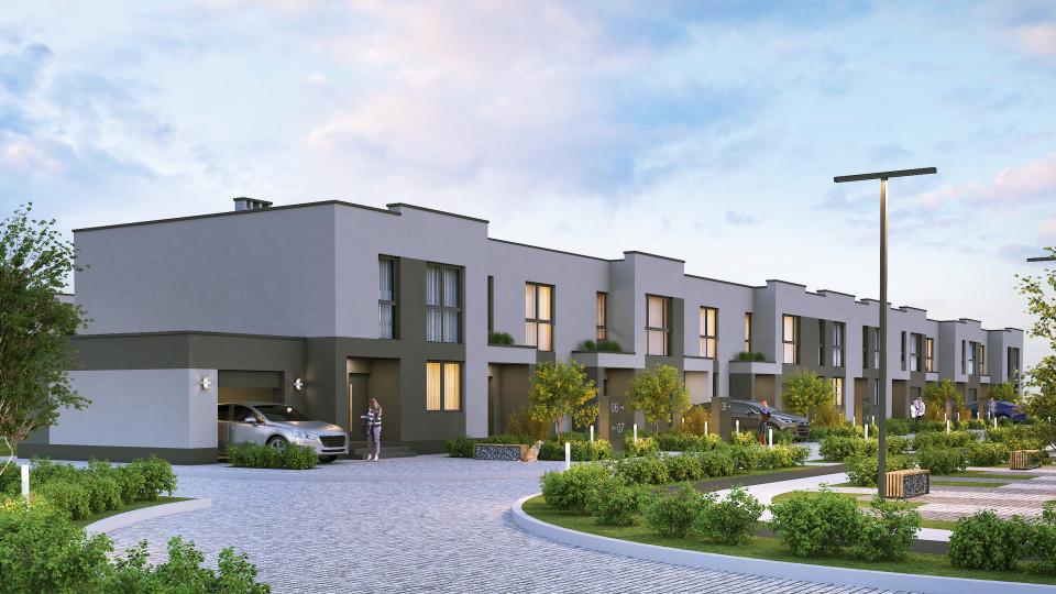 Ідеальне житло для сім'ї: «Інвестор» зводить неймовірні таунхауси неподалік Луцька