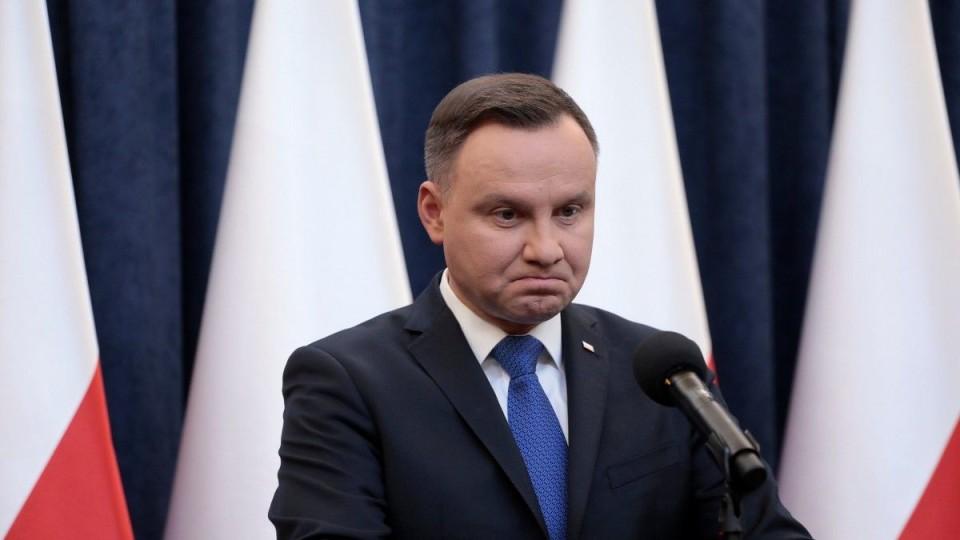 Президент Польщі звинуватив УПА і дивизію «Галичина»в геноцидіполяків