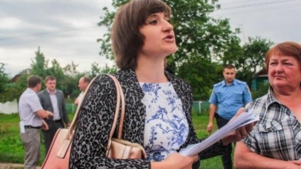Начальницю управління Волинської ОДА, затриману на хабарі, відсторонили від роботи