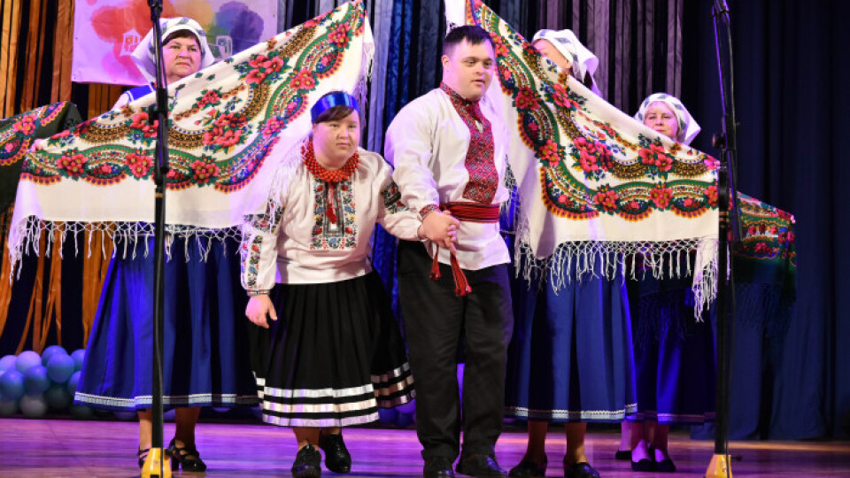 У Луцьку розпочався міжнародний фестиваль для людей з інвалідністю