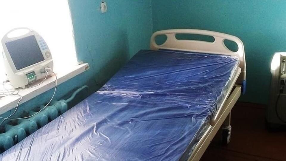 На Волині у лікарнях збільшать кількість ліжок для хворих на коронавірус