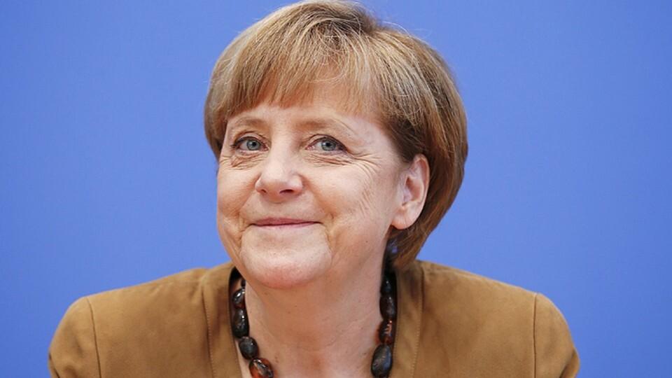 Ангела Меркель дивилась серіал «Слуга народу», коли дізналась про рейтинги Зеленського