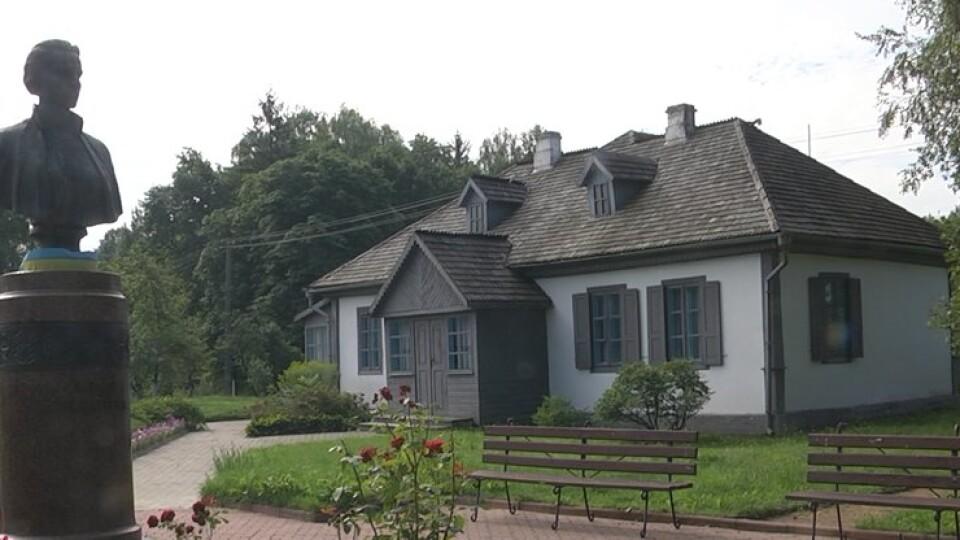 Шукають тих, хто реставруватиме будинки Лесі Українки у Колодяжному