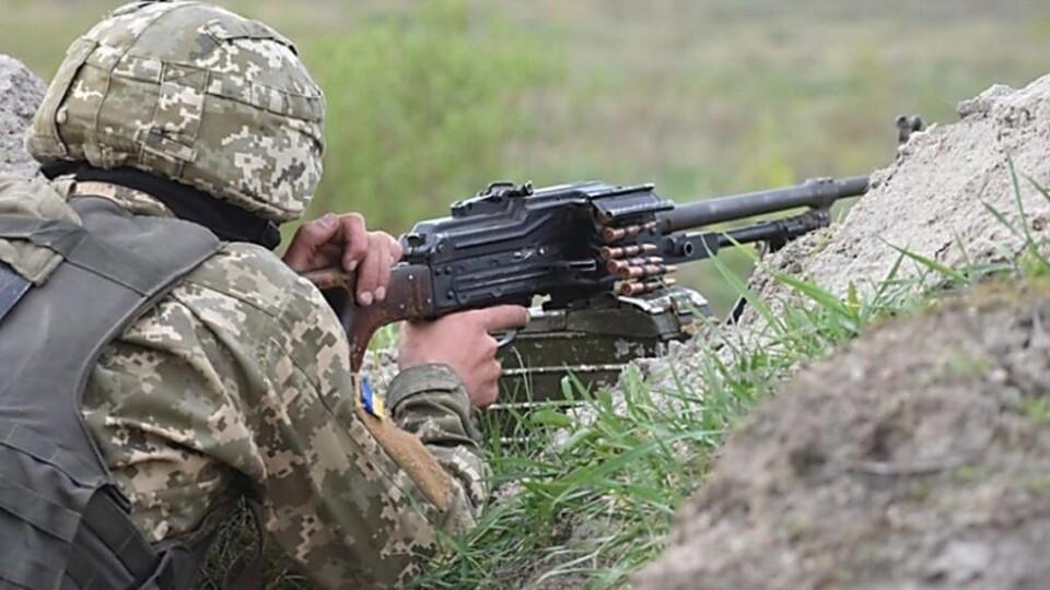 Бойовики знову відкрили вогонь по українських позиціях