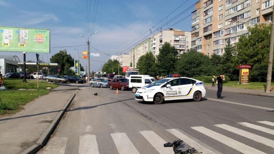 ТОП небезпечних доріг у Луцьку