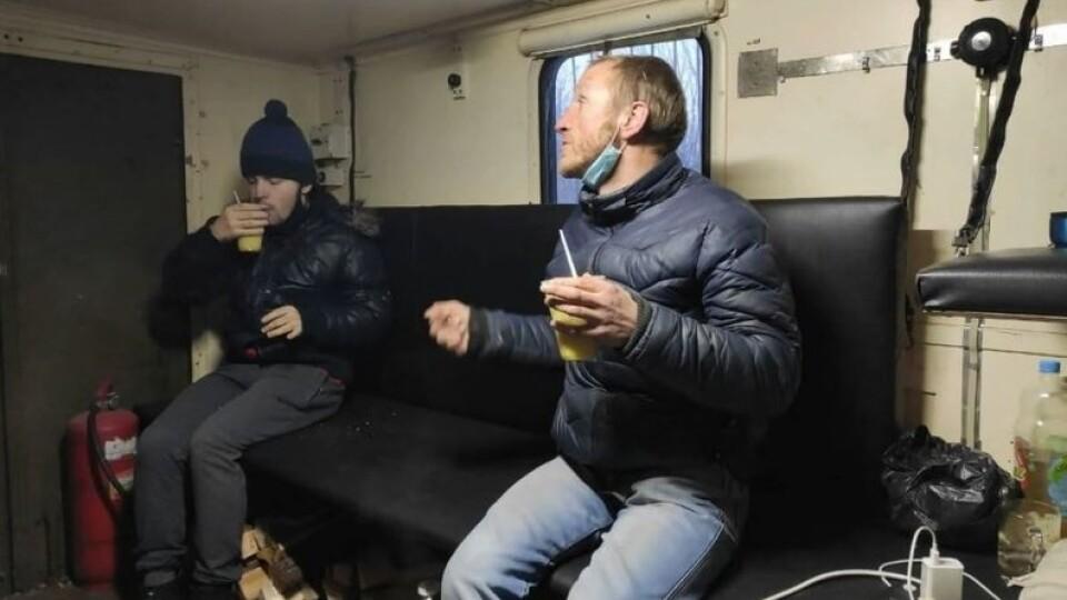 У волинських пунктах обігріву за вихідні допомогли 41 людині