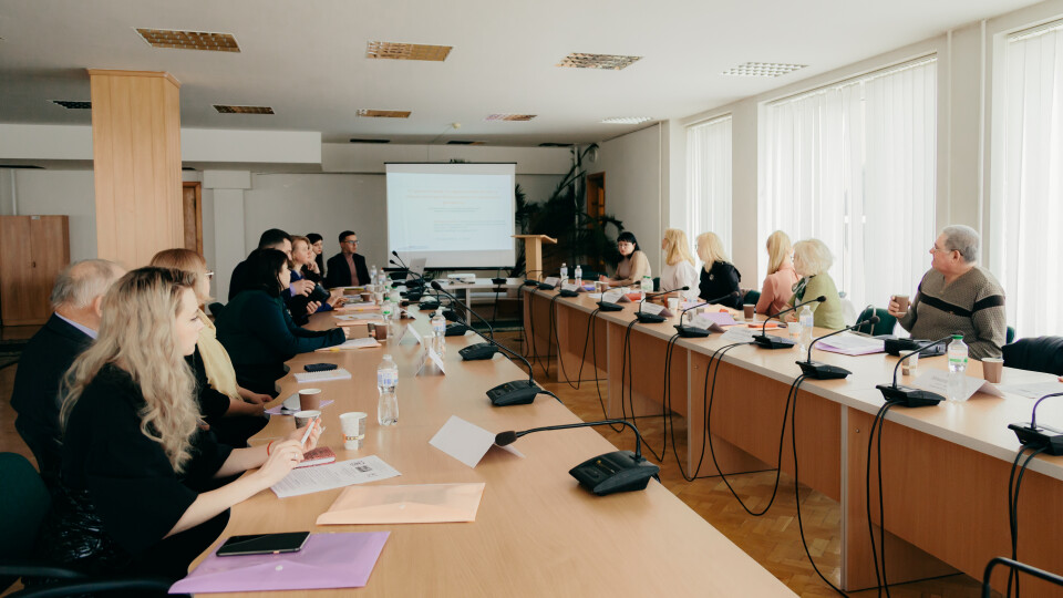 У ВНУ дискутували про інклюзивний розвиток громад