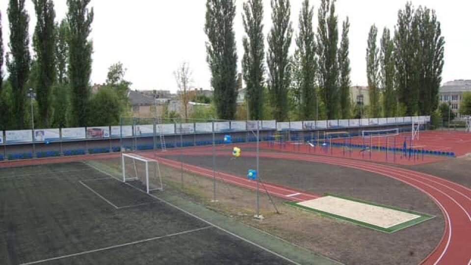 Стадіон Східноєвропейського національного університету хочуть перейменувати