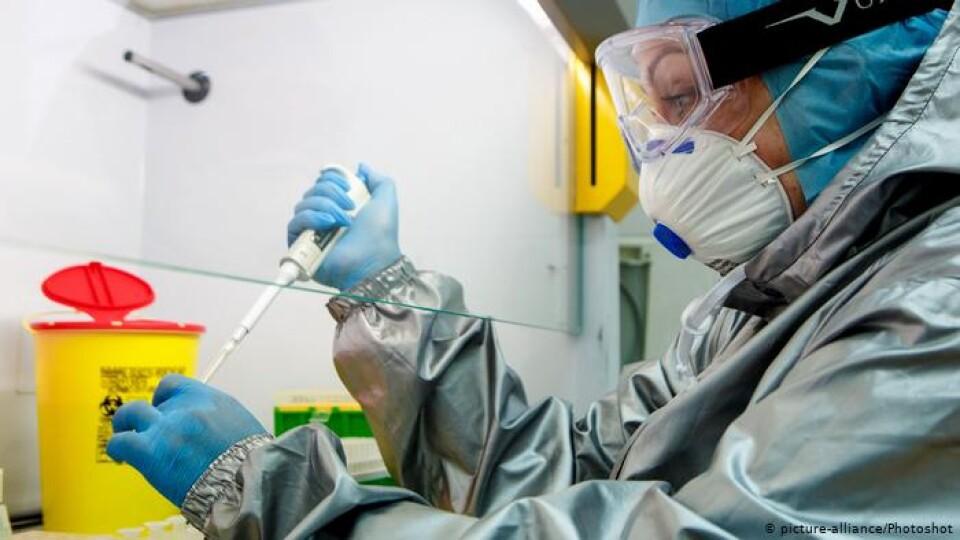 На Волині за добу виявили понад 500 хворих на коронавірус