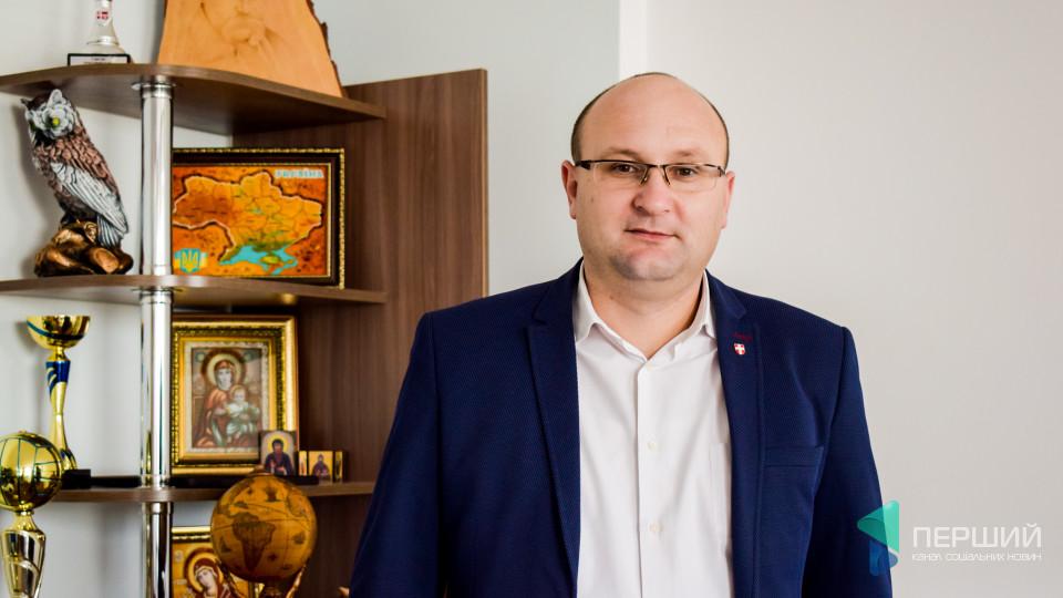 «Не скрізь потрібні заводи», - голова Любешівської громади Олег Кух. ІНТЕРВ'Ю