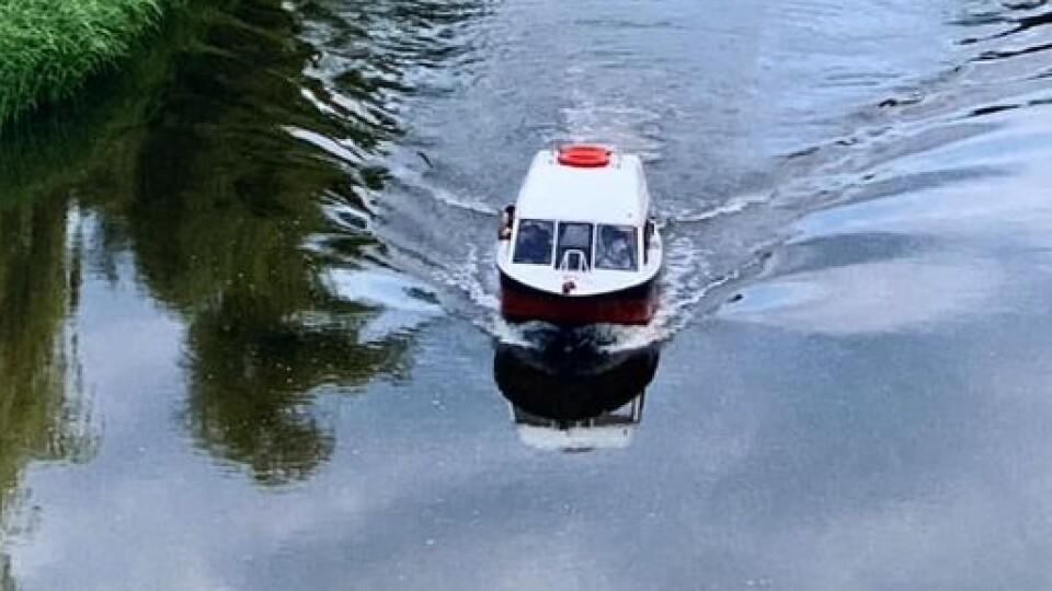 У Луцьку знову запрацює річковий порт