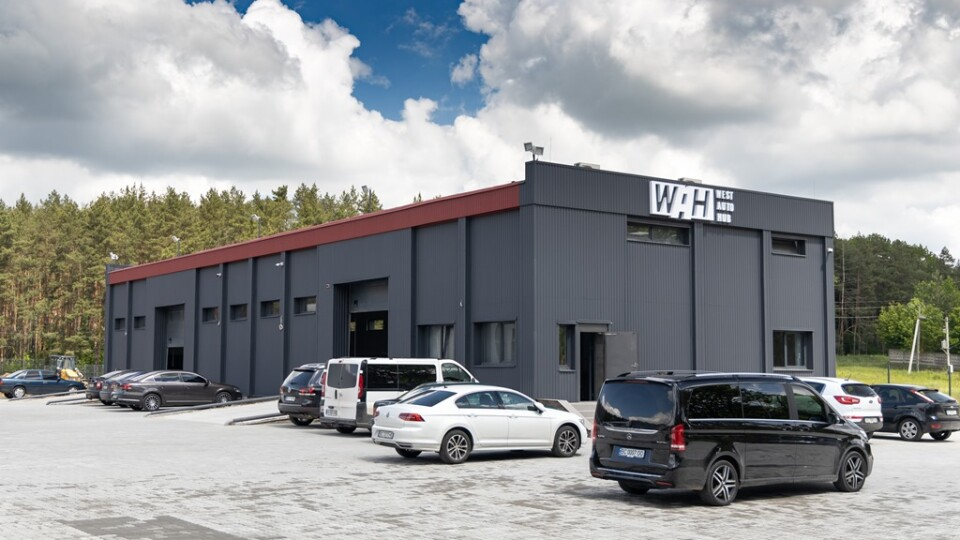 У Львові запрацювала філія WEST AUTO HUB: які послуги вона надає