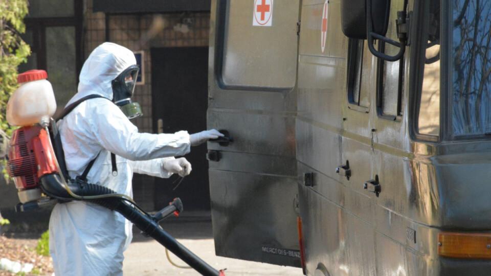 У Збройних силах України – перша смерть від коронавірусу