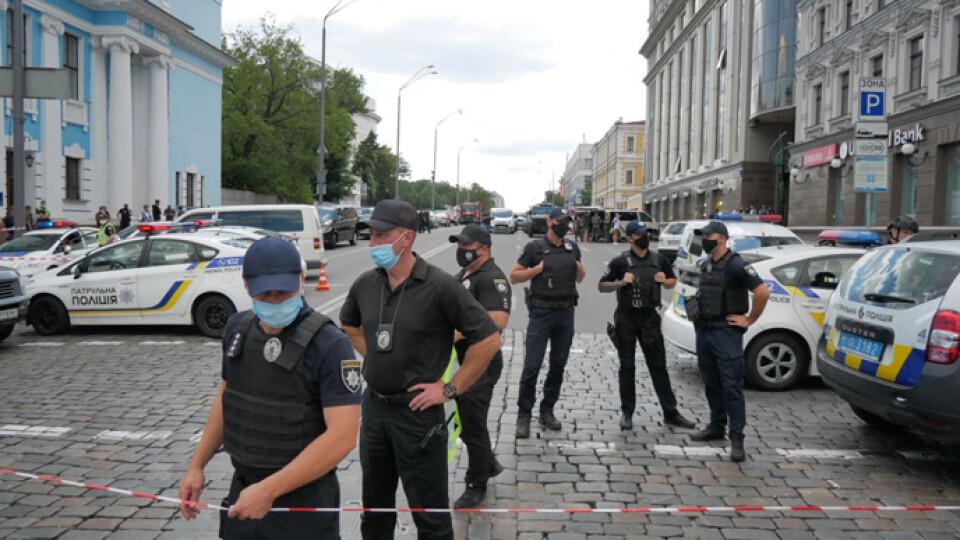 У Києві – теракт. В Авакова заявляють про «луцький сценарій»