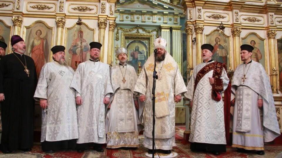 У луцькому Свято-Троїцькому соборі 25 грудня правитимуть різдвяну службу