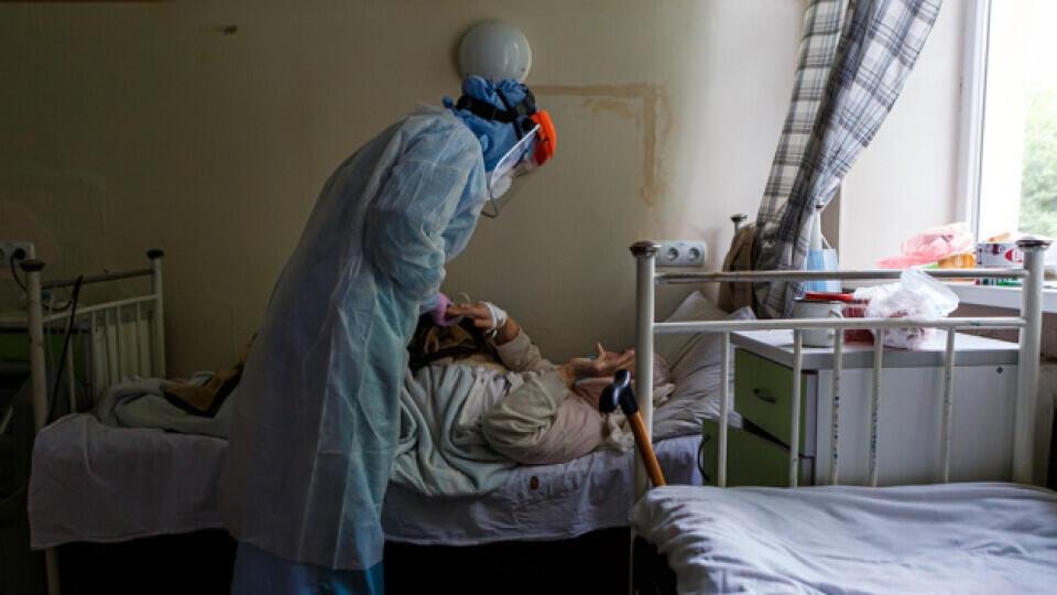 За добу поступило 11 пацієнтів, одна з них вагітна: ситуація у ковідному госпіталі в Боголюбах