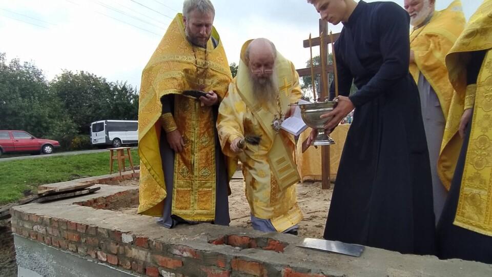 Біля Луцька УПЦ МП будуватиме церкву