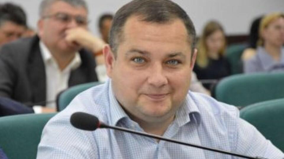 Звільнився перший заступник голови Луцької РДА