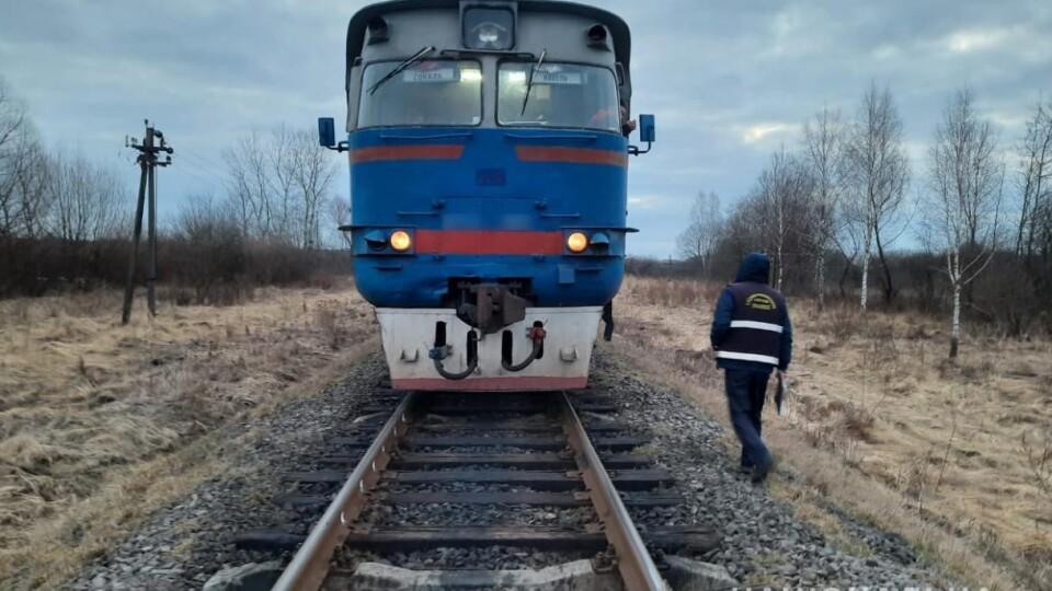 На Волині потяг переїхав 43-річного чоловіка