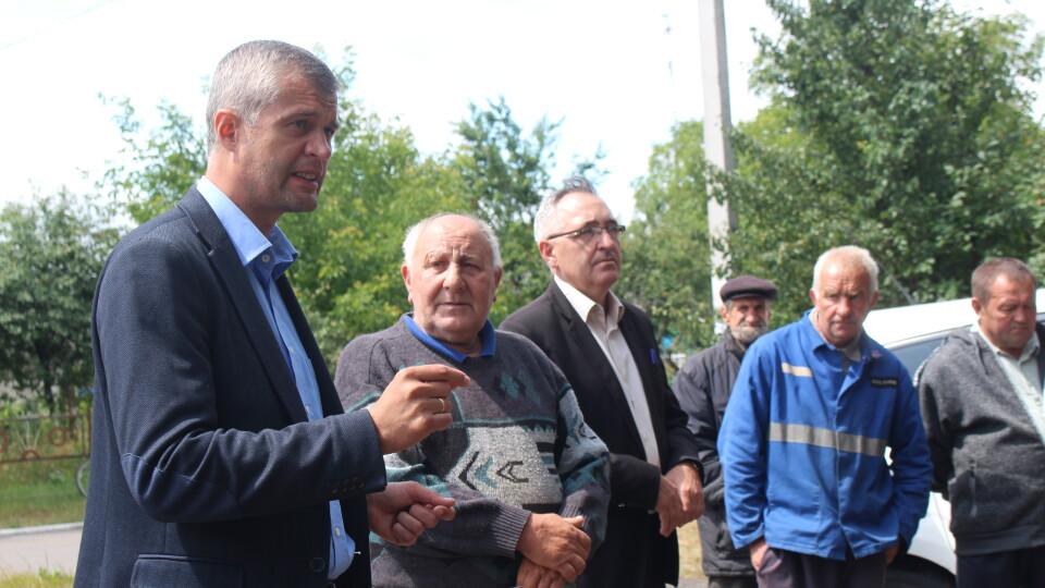 «Нам потрібно змінити країну разом», – Вячеслав Рубльов жителям Турійського району