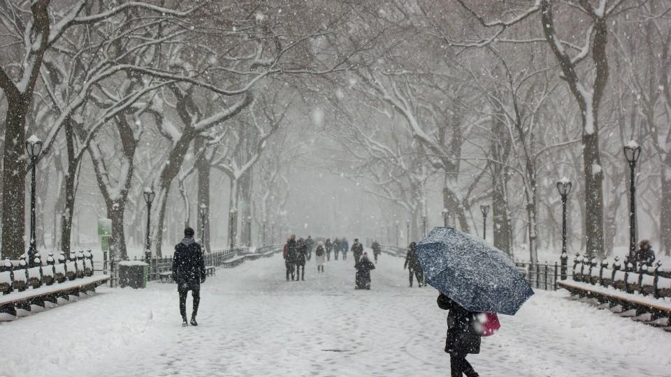 Місто замете снігом: погода в Луцьку на 15 січня