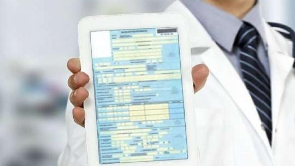 МОЗ у тестовому режимі запускає електронні лікарняні