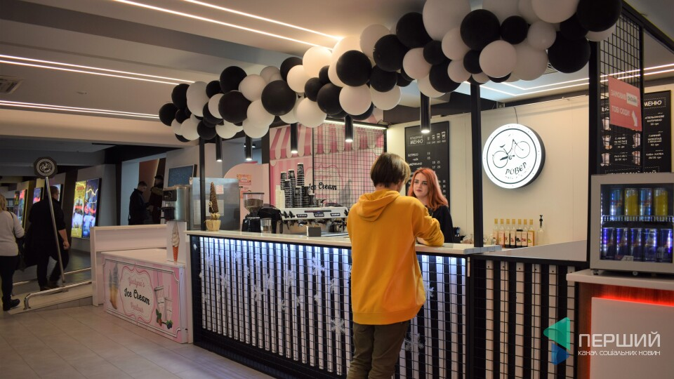 У Луцьку відкрилась тернопільська кав'ярня «Ровер»