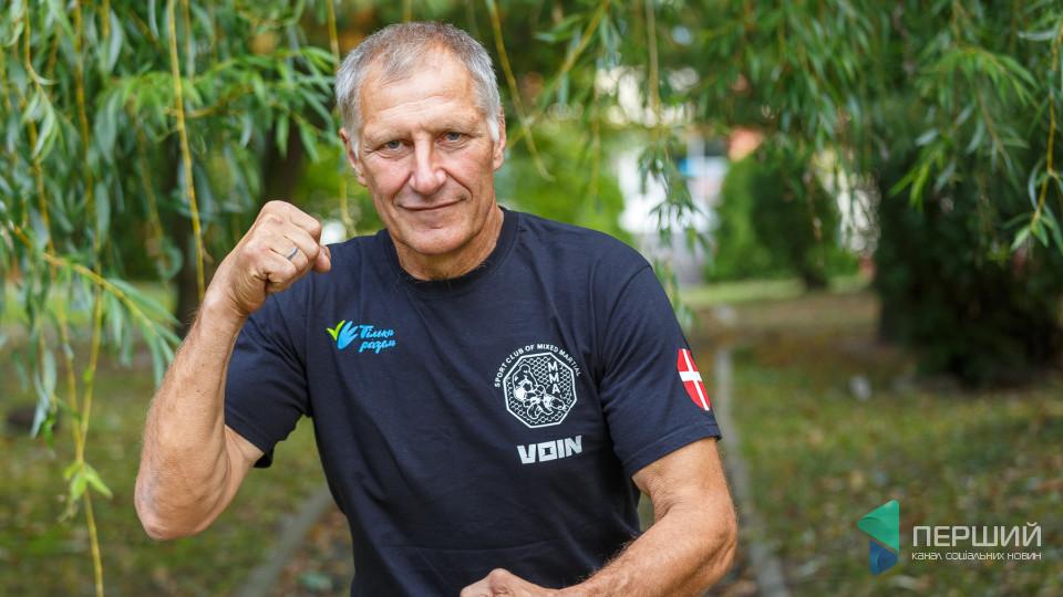 Тренер клубу «Воїн» став бронзовим чемпіоном Європи з греко-римської боротьби. ФОТО