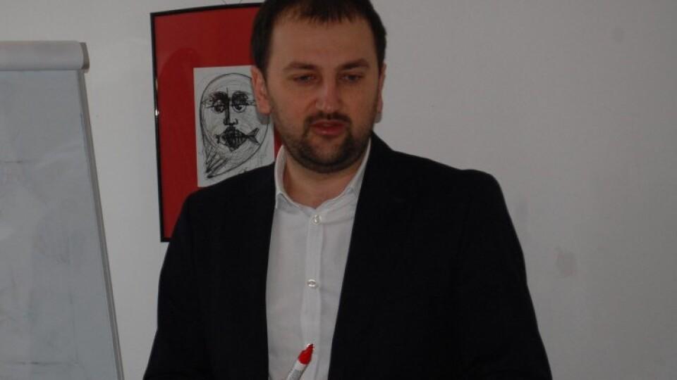 «Вирішили віддати одноденний заробіток на засоби захисту для медиків», – Яковлев