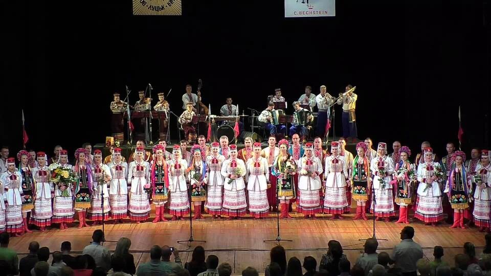 Волинському хору заборонили провести концерт до 80-річчя філармонії