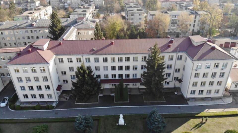 Виділили 1,5 мільйона гривень на кисень для інфекційного госпіталю у Луцькому пологовому