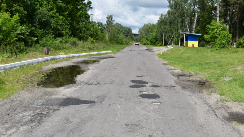 На Волині хочуть поремонтувати дорогу на кордоні з Польщею. На 11 кілометрів витратять 80 мільйонів