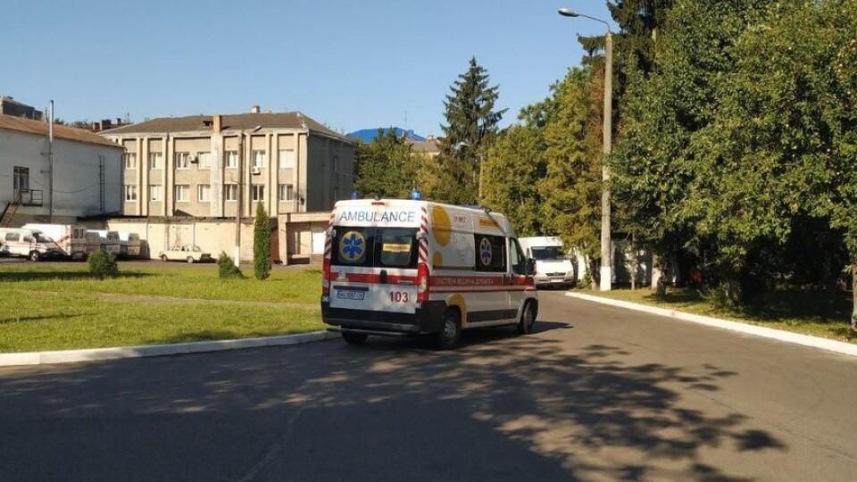 У Луцьку запрацювала нова програма виклику швидкої допомоги